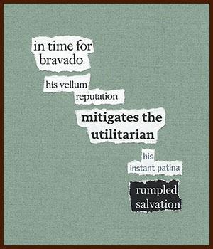 found poem © j.i. kleinberg ~ in time