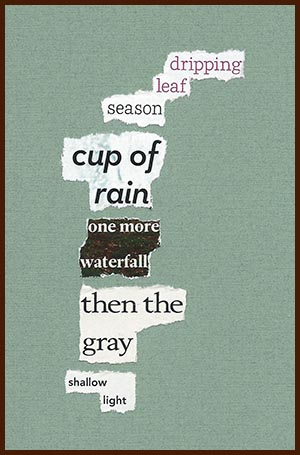 found poem © j.i. kleinberg ~ dripping