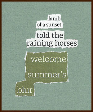 found poem © j.i. kleinberg ~ lamb