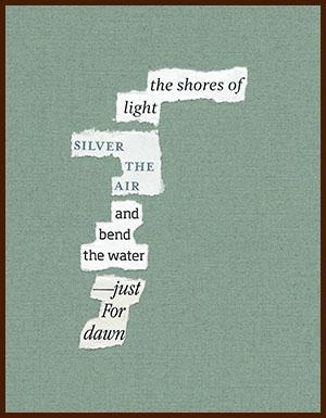 found poem © j.i. kleinberg ~ the shores