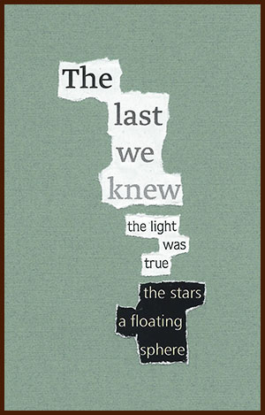 found poem © j.i. kleinberg ~ The last