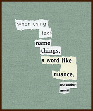 found poem © j.i. kleinberg ~ when using