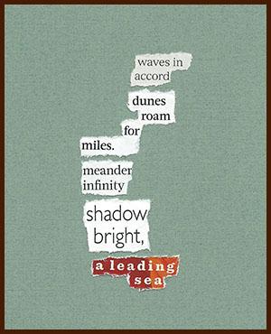 found poem © j.i. kleinberg ~ waves