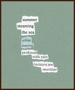 found poem © j.i. kleinberg ~ summer