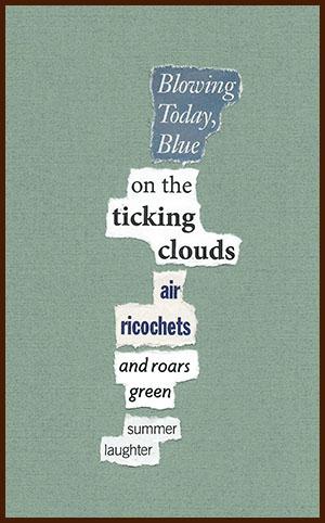 found poem © j.i. kleinberg ~ Blowing