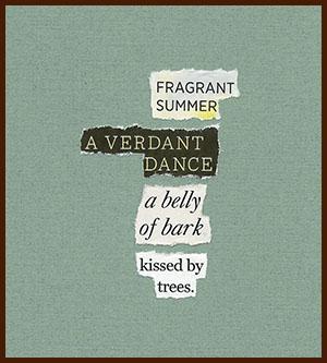 found poem © j.i. kleinberg ~ FRAGRANT