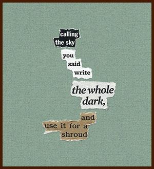 found poem © j.i. kleinberg ~ calling