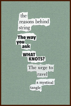 found poem © j.i. kleinberg ~ the reasons