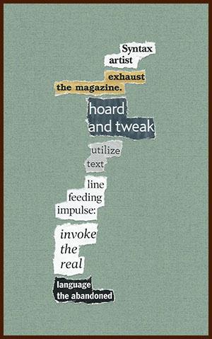 found poem © j.i. kleinberg ~ Syntax