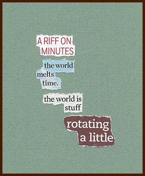 found poem © j.i. kleinberg ~ A RIFF
