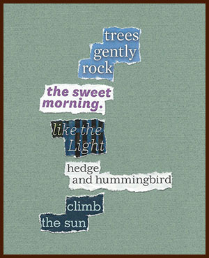 found poem © j.i. kleinberg ~ trees