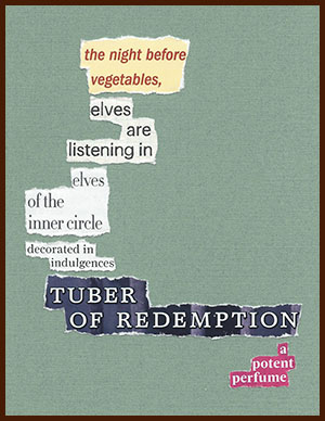 found poem © j.i. kleinberg ~ the night before