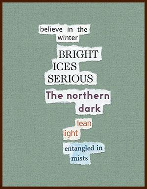 found poem © j.i. kleinberg ~ believe