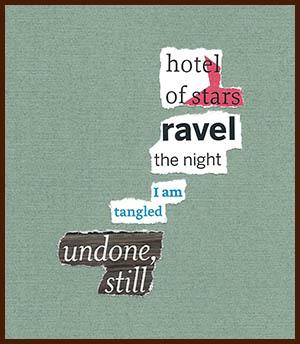 found poem © j.i. kleinberg ~ hotel