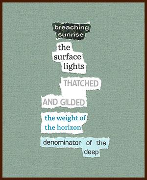 found poem © j.i. kleinberg ~ breaching