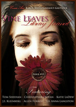 Vine Leaves Literary Journal, issue 13