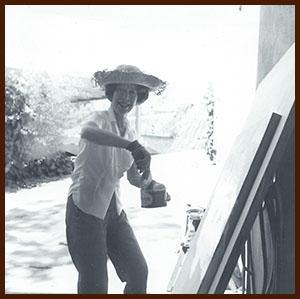 1961 - DAK priming canvas