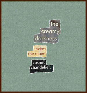 found poem © j.i. kleinberg ~ the creamy
