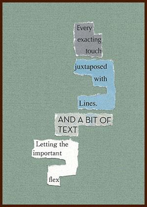 found poem © j.i. kleinberg ~ Every