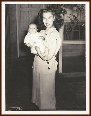 first Mother's Day jik-DAK