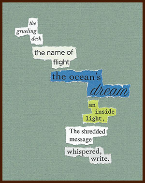 found poem © j.i. kleinberg ~ the grueling