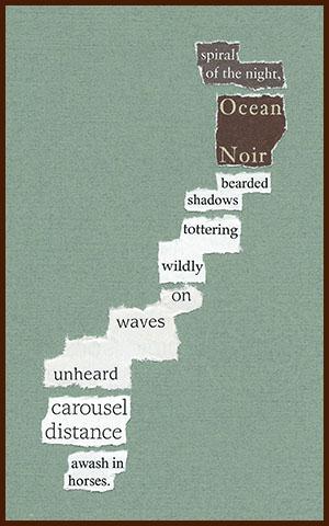 found poem © j.i. kleinberg ~ spiral