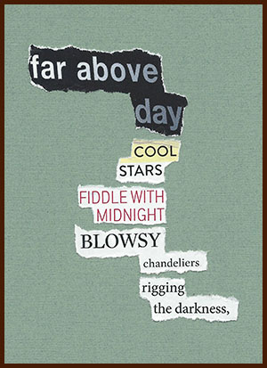 found poem © j.i. kleinberg ~ far above