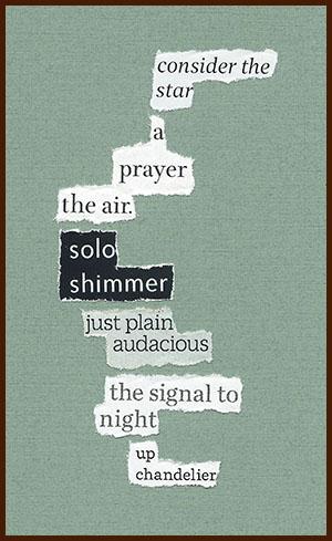 found poem © j.i. kleinberg ~ consider