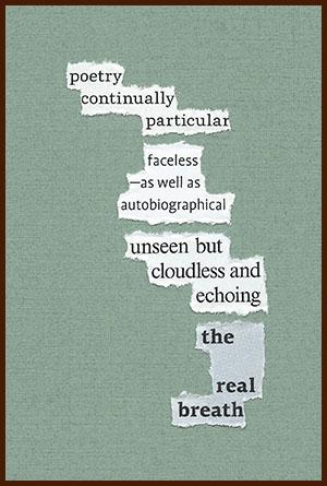 found poem © j.i. kleinberg ~ poetry