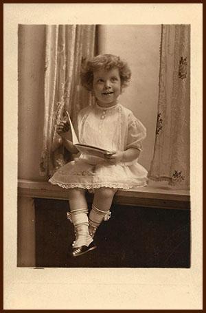 Dorothy age 2