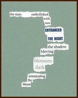 found poem © j.i. kleinberg ~ the stars