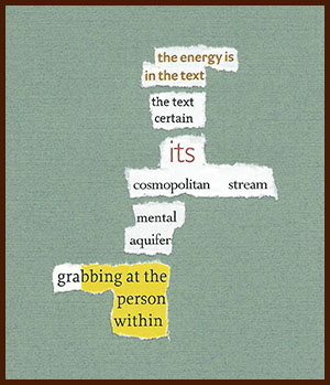 found poem © j.i. kleinberg ~ the energy