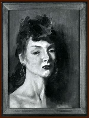 1954 DAK portrait