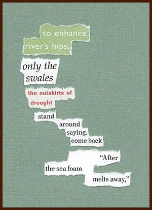 found poem © j.i. kleinberg ~ to enhance