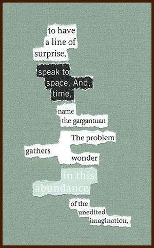 found poem © j.i. kleinberg ~ to have