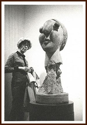1966 - DAK w Tête de femme