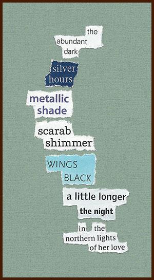 found poem © j.i. kleinberg ~ the abundant