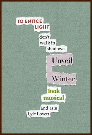 found poem © j.i. kleinberg ~ TO ENTICE