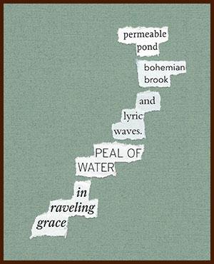 found poem © j.i. kleinberg ~ permeable
