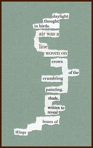 found poem © j.i. kleinberg ~ daylight