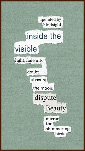 found poem © j.i. kleinberg ~ upended