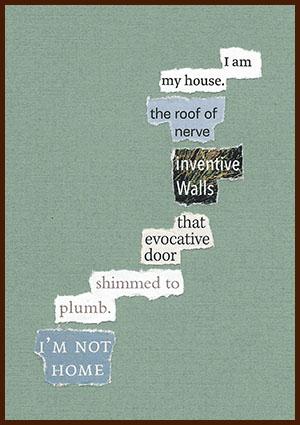 found poem © j.i. kleinberg ~ I am