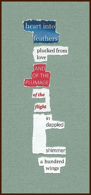 found poem © j.i. kleinberg ~ heart