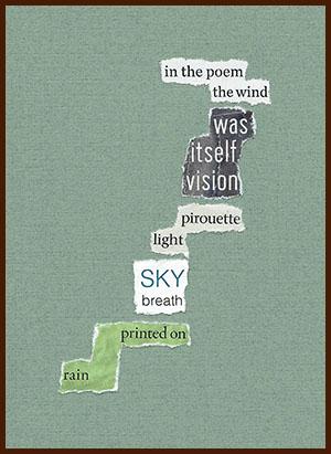 found poem © j.i. kleinberg ~ in the poem