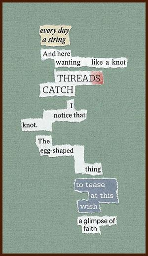 found poem © j.i. kleinberg ~ every day
