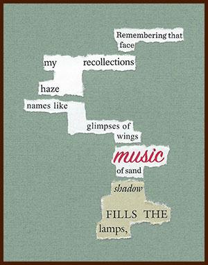 found poem © j.i. kleinberg ~ Remembering