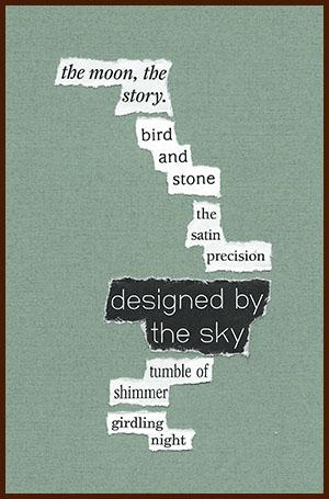 found poem © j.i. kleinberg ~ the moon