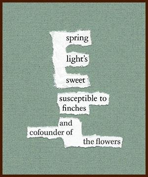 found poem © j.i. kleinberg ~ spring