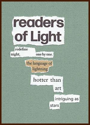 found poem © j.i. kleinberg ~ readers