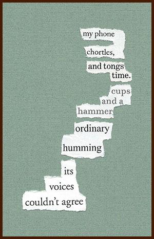 found poem © j.i. kleinberg ~ my phone